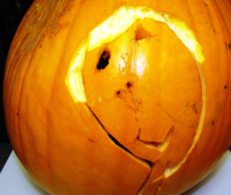 Pumpkin cu