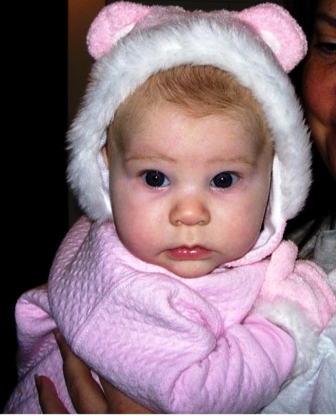 Little pink bear